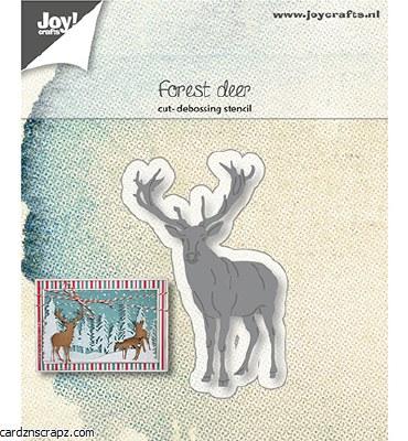 Joy Crafts Die Christmas Stag
