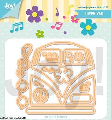 JoyCrafts Die Hippy Van