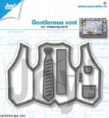 JoyCrafts Die Men's Vest