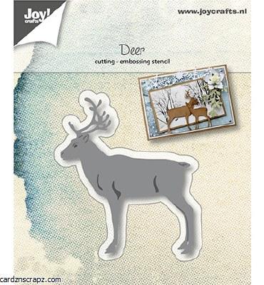 JoyCrafts Die Deer Head