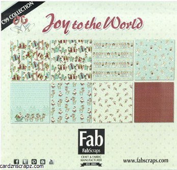 Joy To The World Card Collecti