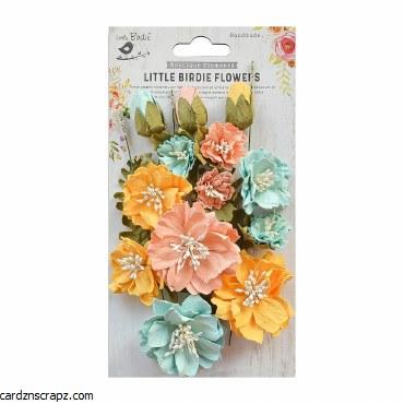 LittleBirdie Natalie Pastel Palette 20Pc Little Birdie