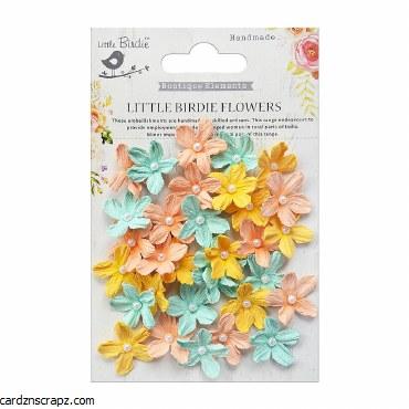 LittleBirdie Pearl Petites Pastel Palette 32Pc Little Birdie