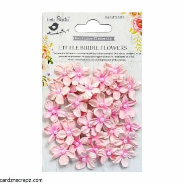 LittleBirdie Pearl Petites Pearl Pink 32Pc Little Birdie
