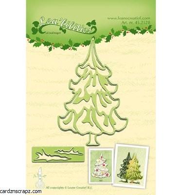Leane Creatief Die Christmas Trees