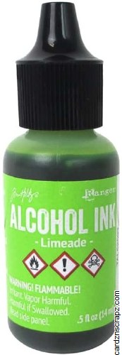 Alcohol Ink 14ml Limeade Grn