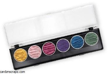 Finetec Watercolours Rainbow