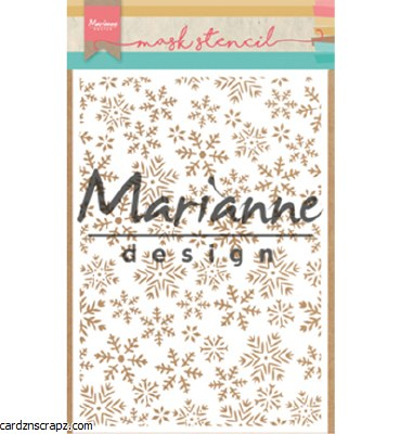 Marianne Design Mask Stencils Ice Crystal