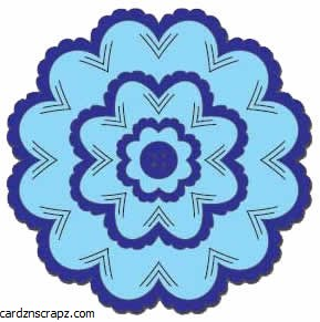 Nellie Snellen Die Incire Flower #2