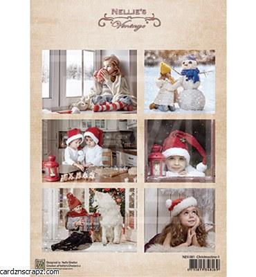Nellie's Choice A4 Christmastime 1