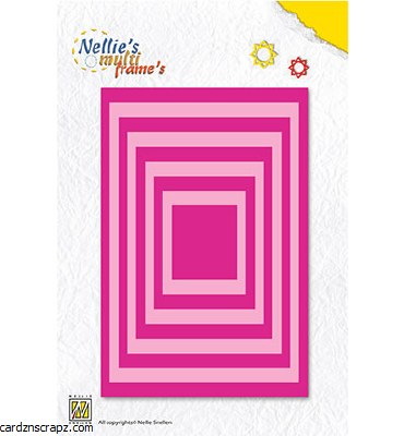 Nellie's Choice Straight Rectangle