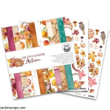 Paper Pk 12x12 PT Autumn