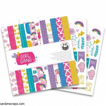 Paper Pk 12x12 PT Girl Gang