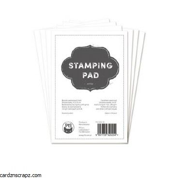 Paper Pk 6x4 PT Stamping
