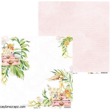 "Paper 12x12"" Piatek Sunshine #3"