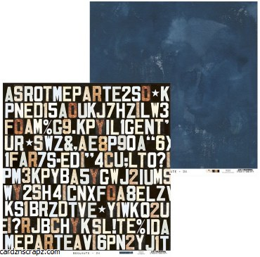 Paper 12x12 PT Soulmate #4