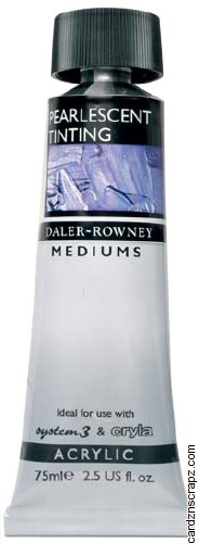 Daler Rowney 75ml Pearlescent Tinting