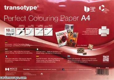 Copic A4 Perfect Colouring Paper 10pk