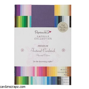 Paper Pack A5 Textured Colossal 75pk