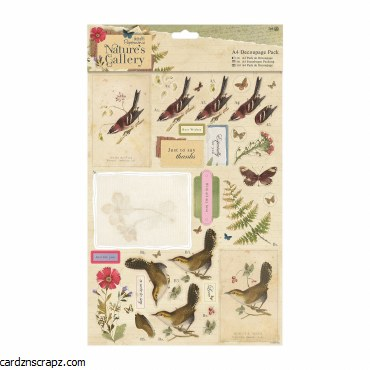 Papermania Decoupage A4 Gallery Collage