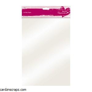 Wax Paper A4 10pk