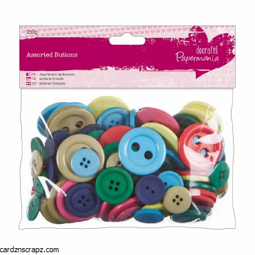 Buttons PM Brights 250gm