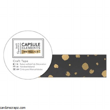 Washi Tape PM Gold Spot 3M