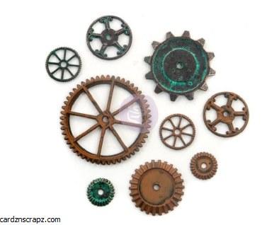 Prima Mechanical Machine Parts