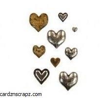 Mechanicals Hearts 9pk