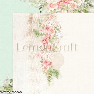 Paper 12x12 LC Raspberry #6
