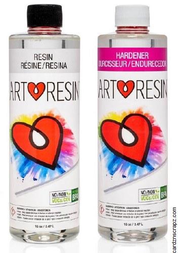 Art Resin 8oz/118ml Mini Kit