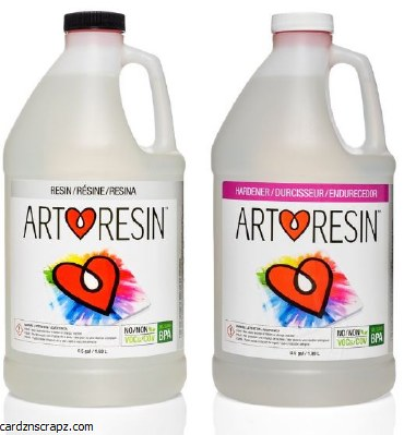 Art Resin 1 Gallon Kit