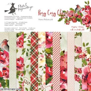 Paper Pk 12x12 PT Rosy Cosy