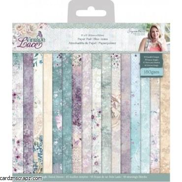 Paper Pk 6x6 CC Vintage Lace