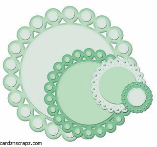 Nestabilities Beaded Circles