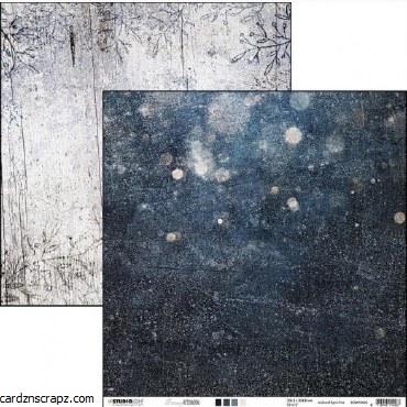 "Paper 12x12"" Studiolight Snowy Noon #2"