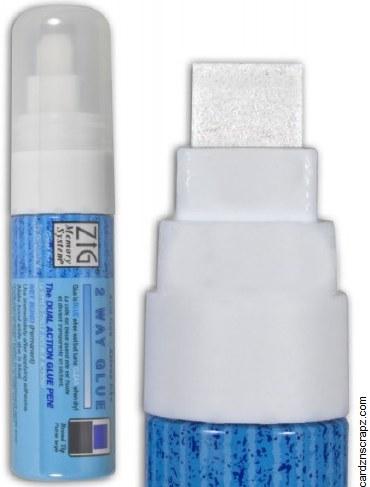 Zig 2 Way Glue Pen Bulk Jumbo Tip