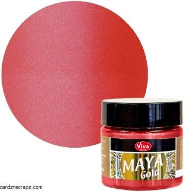 Viva Maya 50ml Fire Red