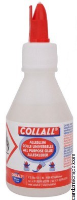 Glue Collall All Purpose Transparent 100ml