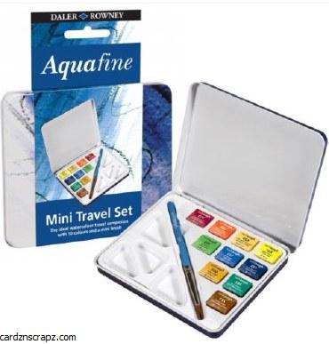Aquafine Set Mini 12pk