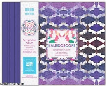 Album 12x12 Kaleidoscope