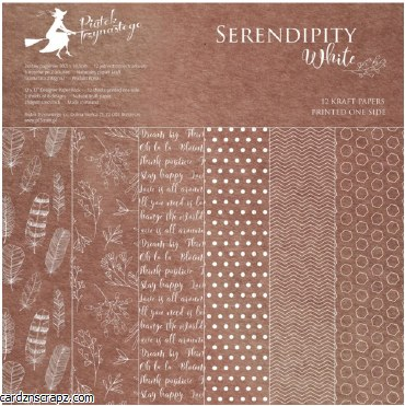 Paper Pk 12x12 PT Serendipity