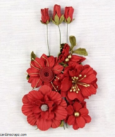 Flowers LB Danica Cherry