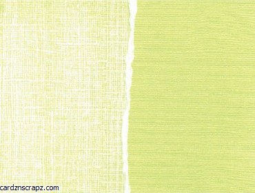 Core Card 12x12 Apple Green