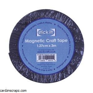 """Magnet Tape ½""""wide X 10' Roll"""
