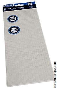 Stick It 3D Foam Squares 940pk