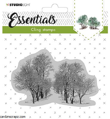 Studiolight Cling Stamp Essentials Christmas Nr.13