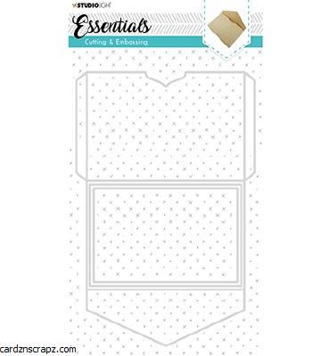 Studiolight Die Essentials Nr.257 Envelope Box