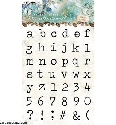 Clear Stamp Studiolight Jenine's Mindful Art Nr.04