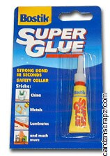Superglue 3gm Bostik
